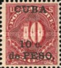[United States Postage Due Stamps Surcharged, Typ A3]