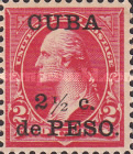 [United States Postage Stamps Surcharged, type AD]
