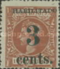 [Puerto Principe Issue - Spanish Cuba Postage Stamps Surcharged, type D]