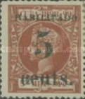 [Puerto Principe Issue - Spanish Cuba Postage Stamps Surcharged, type K]