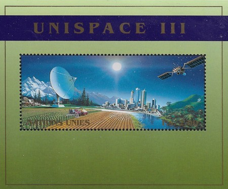 [UNISPACE III - World Conference of Space Research, Typ ]