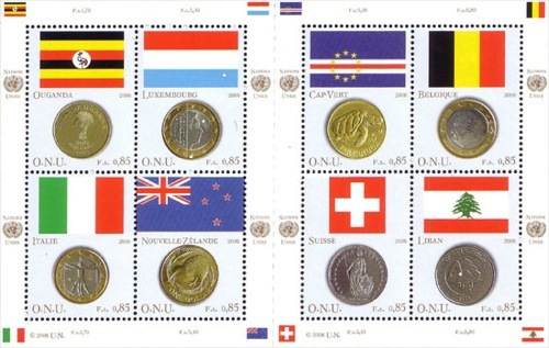 [Coins and Flags, Typ ]