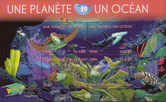 [The 50th Anniversary of the International Oceangraphic Commission - IOC, Typ ]
