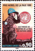 [The Nobel Prize of Peace for the UN Peacekeeping Troops, Typ ER]