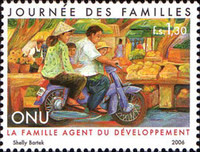 [International Day of the Family, Typ SL]