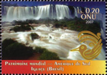 [UNESCO World Heritage - South America, Typ TW]