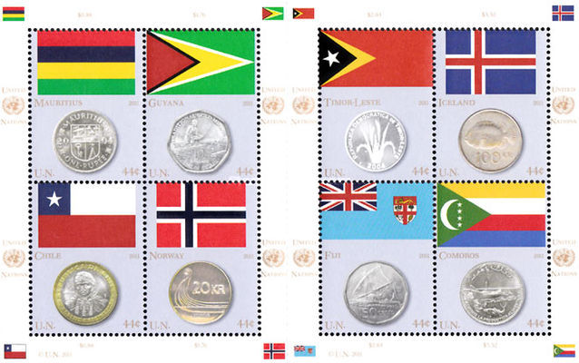 [Flags & Coins, type ]