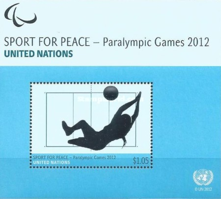 [Paralympic Games - London, England, type ]