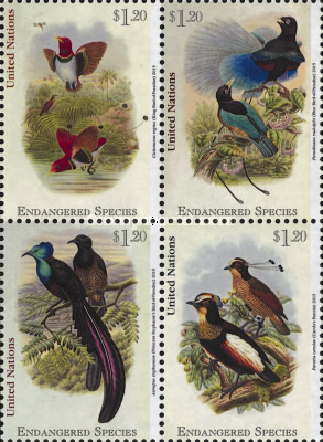 [Endangered Species - Birds, type ]