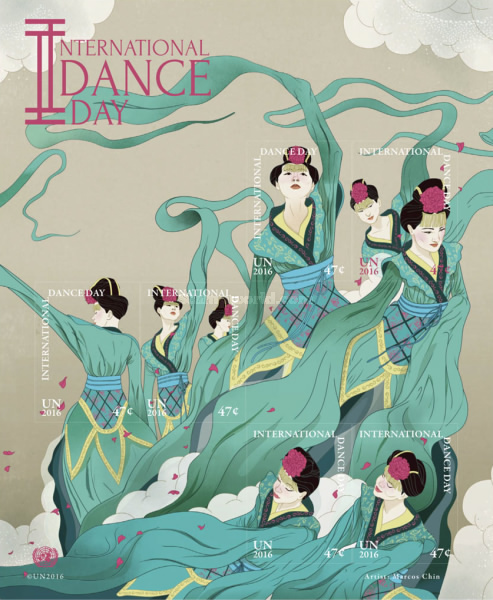 [International Dance Day, type ]