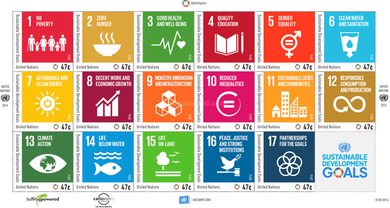 [Sustainable Development Goals, type ]