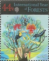 [International Year of Forests, type APT]