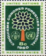 [The 5th World Forestry Congress, Seattle, type AS1]