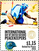 [International Day of UN Peacekeepers, type AYY]