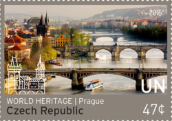 [UNESCO World Heritage - Czech Republic, type AZN]
