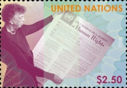 [The 70th Anniversary of the Universal Declaration of Human Rights, type BDQ]
