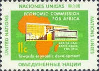 [Economic Commission for Africa or ECA, type BH1]