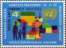 [U.N. Housing and Related Community Facilities Programme, type BJ]