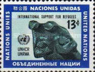 [U.N. Work with Refugees, type EK1]