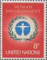 [U.N. Environmental Conservation Conference, Stockholm, type EZ]