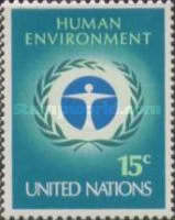 [U.N. Environmental Conservation Conference, Stockholm, type EZ1]