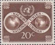 [Postage Stamps, type F]