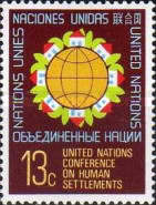[U.N. Conference on Human Settlements, type GD]