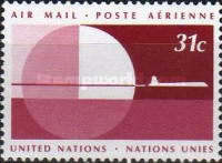 [Airmail, type GL]