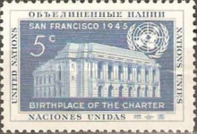 [The 7th Anniversary of Signing of U.N. Charter, type I]