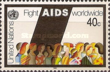 [Anti-AIDS Campaign, type QY]