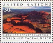 [The 20th Anniversary of UNESCO World Heritage Convention, type RY]