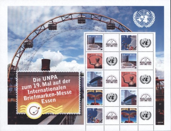 [Personalized Stamps - International Stamp Exhibition - Essen, Germany, Typ ]