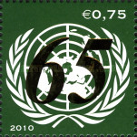 [The 65th Anniversary of the United Nations, Typ ]