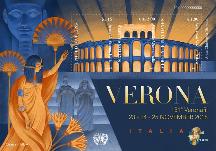[The 131st VERONAFIL Stamp Show - Verona, Italy, Typ ]