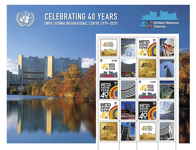 [The 40th Anniversary of the UN Vienna Offices, Typ ]