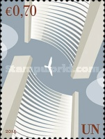 [United Nations Buildings - Definitives, Typ ADW]