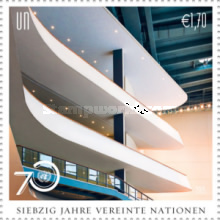 [The 70th Anniversary of the United Nations, Typ AFL]
