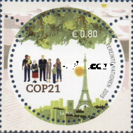 [The 21st United Nations Climate Change Conference COP21 - Le Bourget, France, Typ AFO]