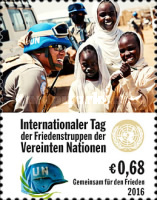 [International Day of UN Peacekeepers, Typ AGF]