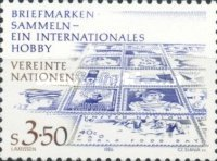 [Philately - An International Hobby, Typ BF]
