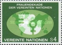 [International Decade for Women, type I]