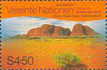 [UNESCO World Heritage: Australia, type JO]