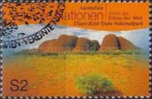 [UNESCO World Heritage - Australia, Typ JT]