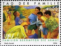 [International Day of Families, Typ QP]