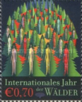 [International Year of Forests, type ZQ]