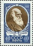 [The 150th Birth Anniversary of Charles Darwin, Typ BRF]