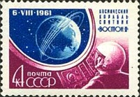 [The Second Manned Space Flight, Typ CDT]