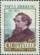 [The 150th Birth Anniversary of Charles Dickens, Typ CGM]