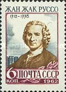 [The 250th Birth Anniversary of Rousseau, Typ CGN]