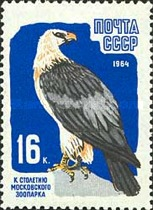 [The 100th Anniversary of Moscow Zoo, Typ CTC]